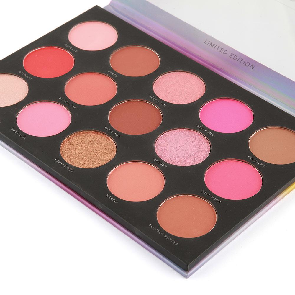 Peach Eyeshadow Palette - LaRoc 15 Colour Cocktail - Peach Bellini
