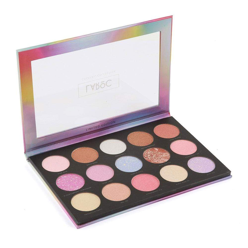 LaRoc 15 Colour Cocktail Palette - Sherbet Kisses