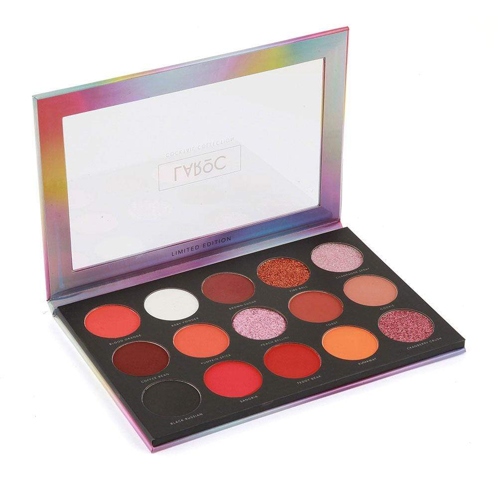 LaRoc 15 Colour Cocktail Palette - Tequila Sunrise