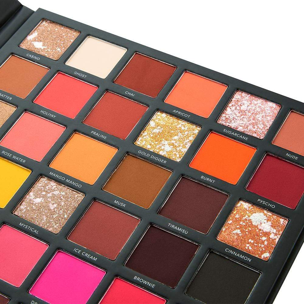 Professional Makeup Palette - The Artistry Book - LaRoc Pro