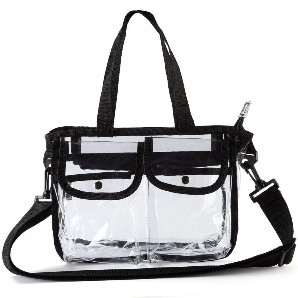 Clear Makeup Bag PVC - LaRoc
