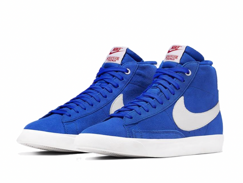 NIKE X STRANGER THINGS BLAZER MID