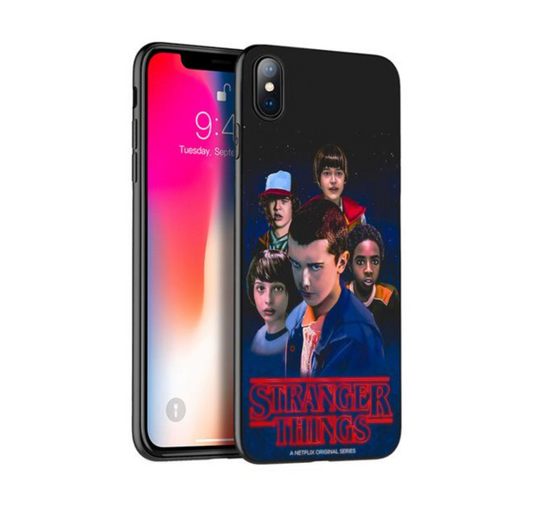 KIDS STRANGER THINGS CASE