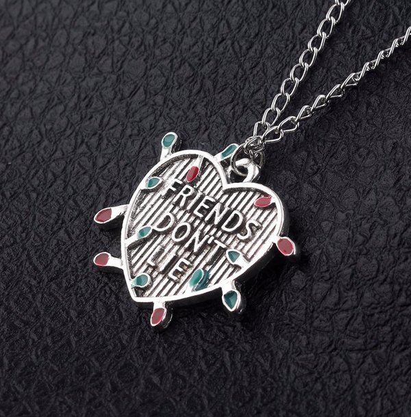 Friends Don't Lie Necklace