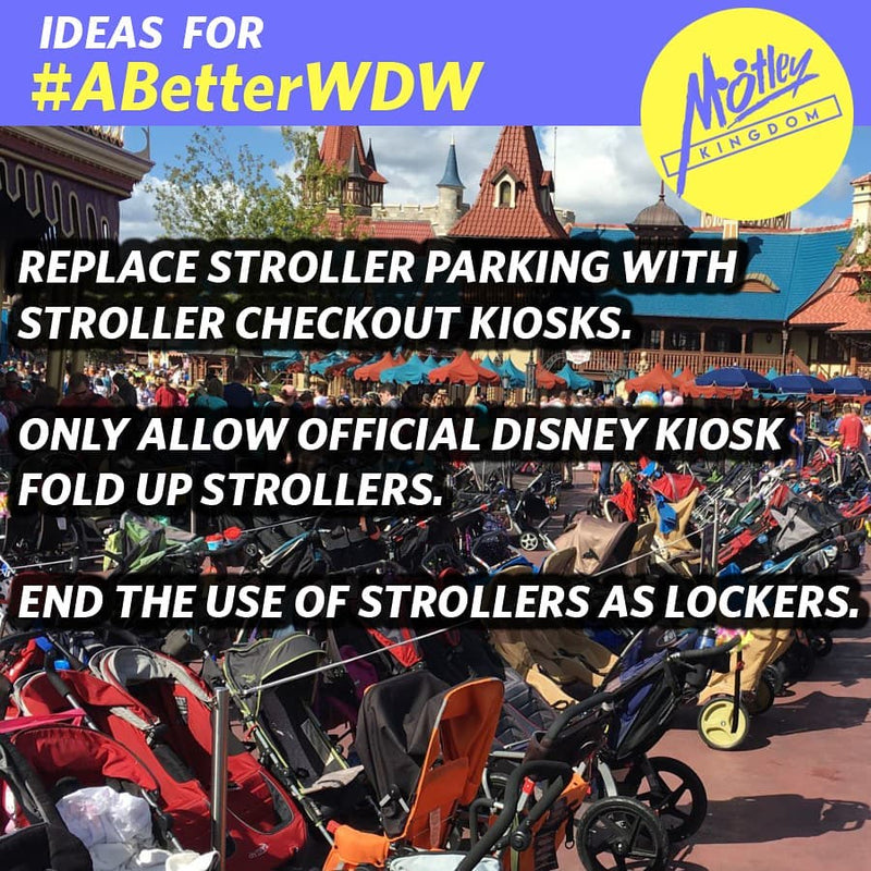 A Better Strollers Solution