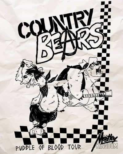 Country Bears Punk
