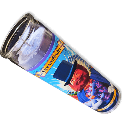 Dreamfinder Prayer Candle