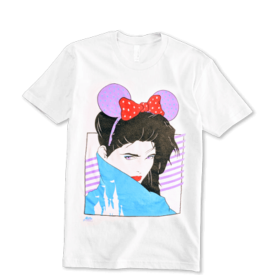 80s Disney Glam t-shirt