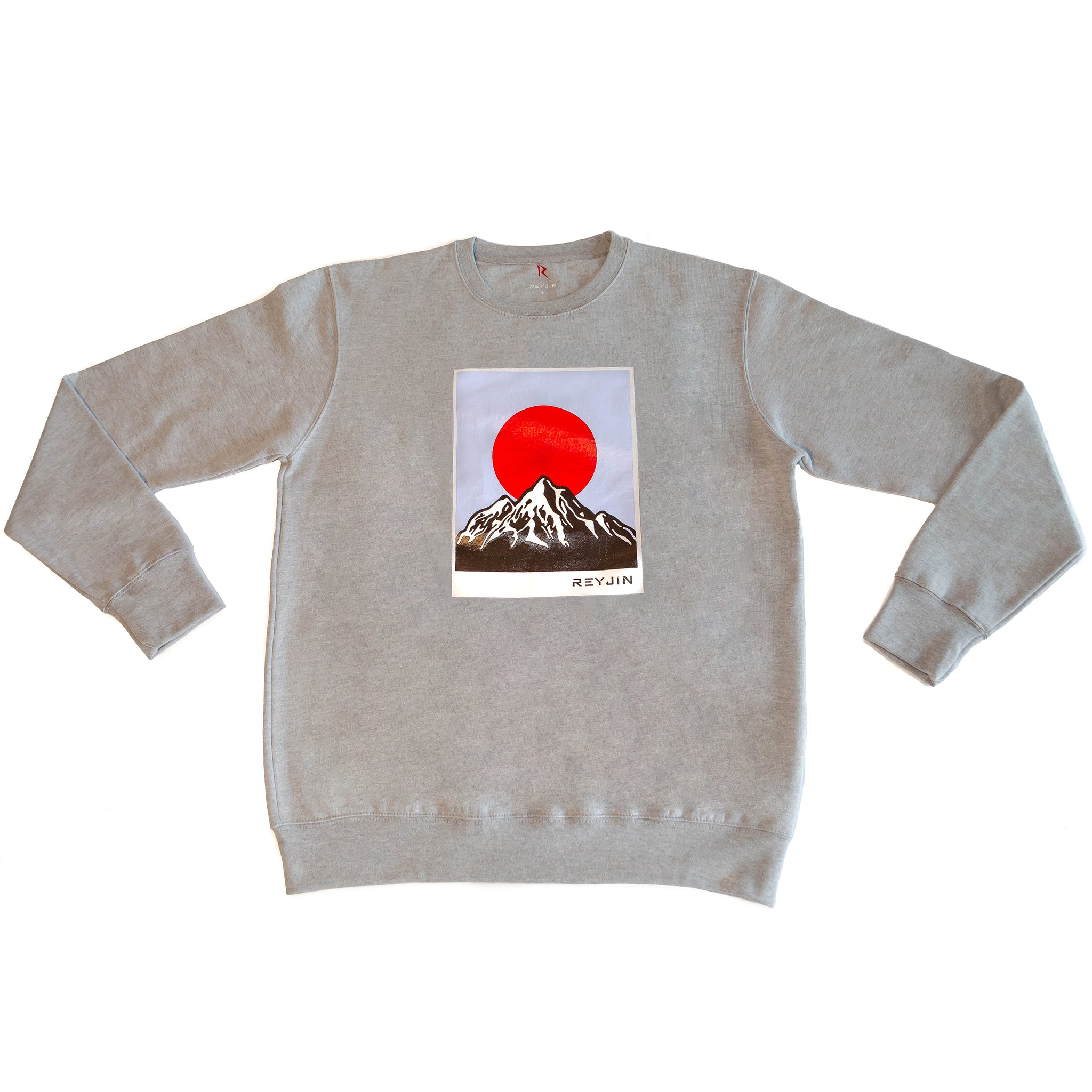 Mt. Fuji Graphic Crewneck