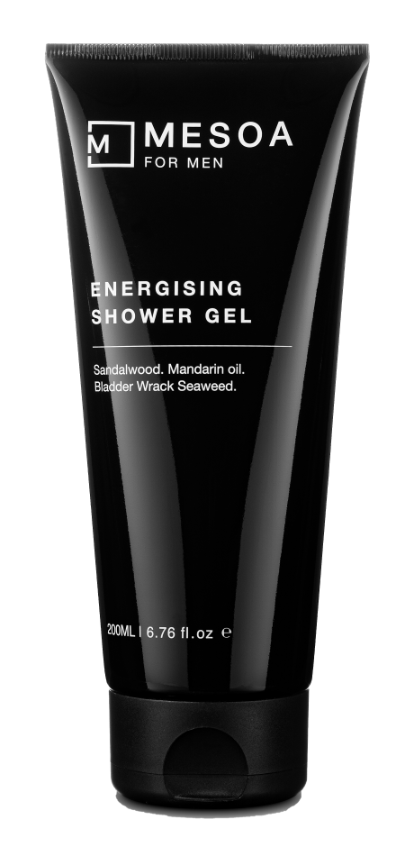 Energising Shower Gel - 200ml