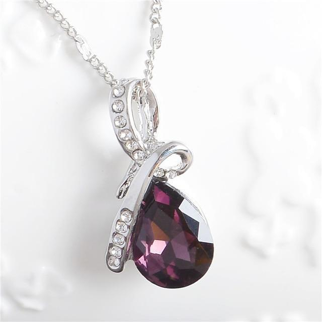 Austrian Crystal Necklace