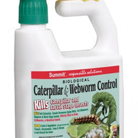 Summit® Biological Caterpillar & Webworm Control, 32 Ounce Sprayer