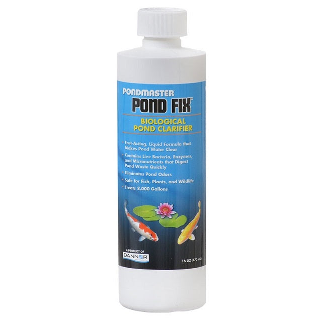 Pondmaster® Pond Fix Biological Pond Clarifier, 16 Ounces