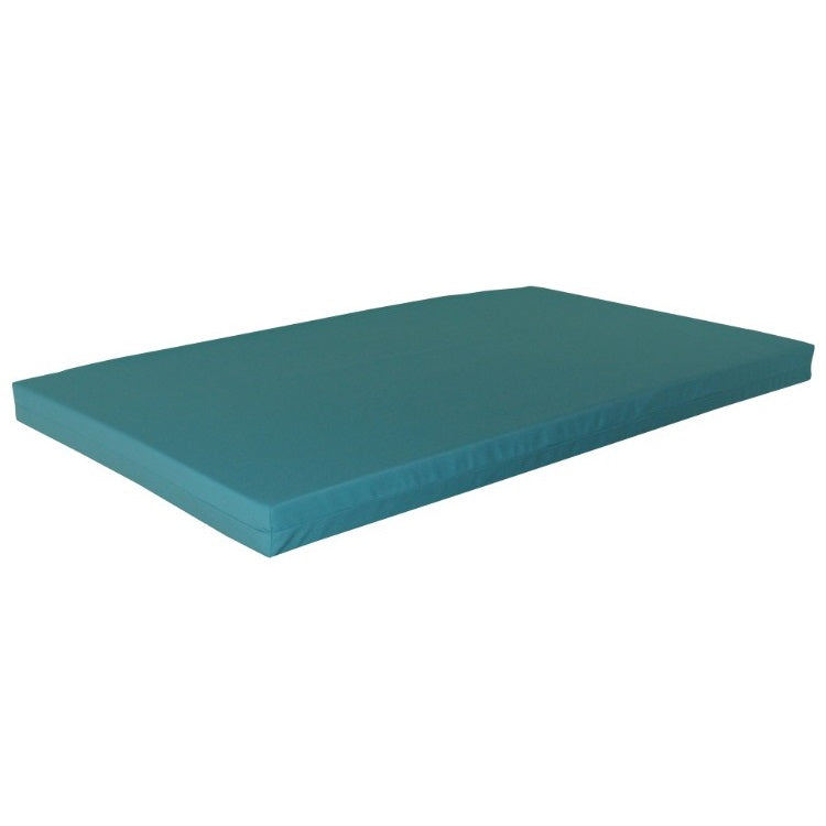 A&L Furniture Weather-Resistant Acrylic Cushion for VersaLoft Mission Daybeds, Aqua