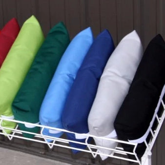 A&L Furniture Weather-Resistant Outdoor Acrylic Pillows for Adirondack Chairs