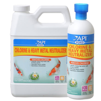 API® Pond Chlorine & Heavy Metal Neutralizer