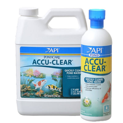 API® Pond Accu-Clear® Clarifier and Flocculant