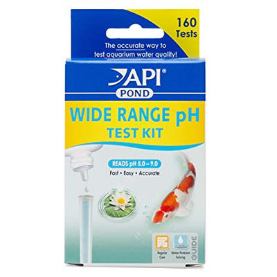 API® Pond Wide Range pH Test Kit