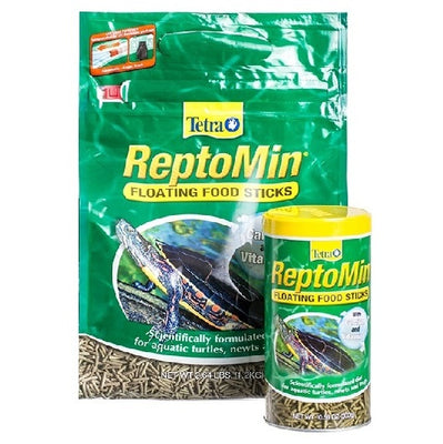TetraPond® ReptoMin® Floating Food Sticks