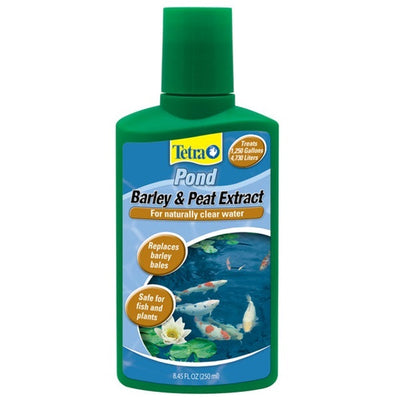 TetraPond® Barley and Peat Extract, 8.45 Ounces