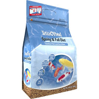 TetraPond® Spring & Fall Diet Cold Weather Wheat Germ Food, 3.08 Pounds
