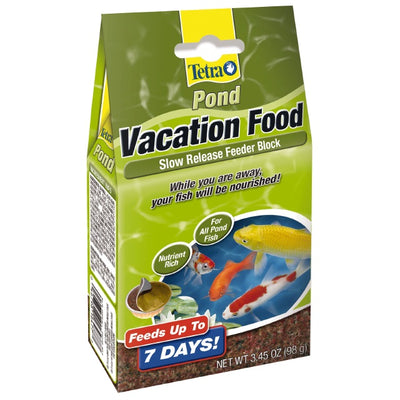 TetraPond® Vacation Fish Food, 3.45 Ounces
