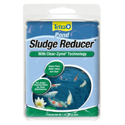 TetraPond® Pond Sludge Removal Blocks with Clear-Zyme™ Technology, 4 Count