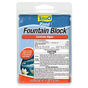 TetraPond® Fountain Block®, 6 Count