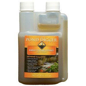The Pond Digger Liquid Barley Straw Extract, 8 Ounces