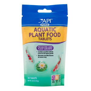 API® Pond Aquatic Plant Food Tablets, 25 Count