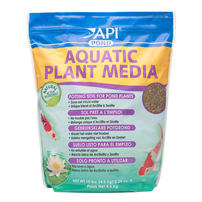API® Pond Aquatic Plant Media, 10 Pound Bag