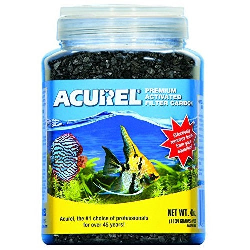 Acurel® Premium Activated Filter Carbon, 40 ounce bottle