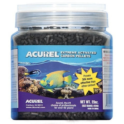 Acurel® Extreme Activated Carbon Pellets, 23oz bottle