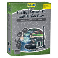 TetraPond® Filtration Fountain Kits with SF1 Box Filter
