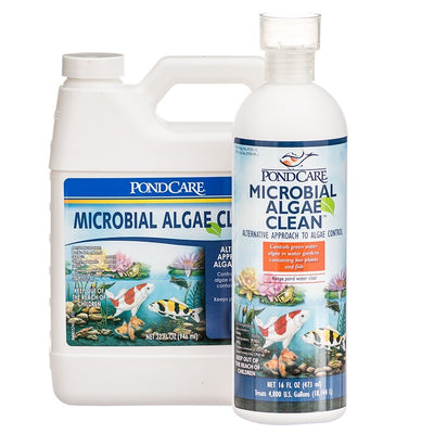 API® Pond Microbial Algae Clean®, 16 Ounce and 32 Ounce Containers