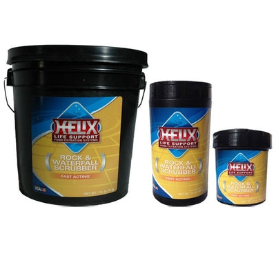 Helix Life Support Rock & Waterfall Scrubber