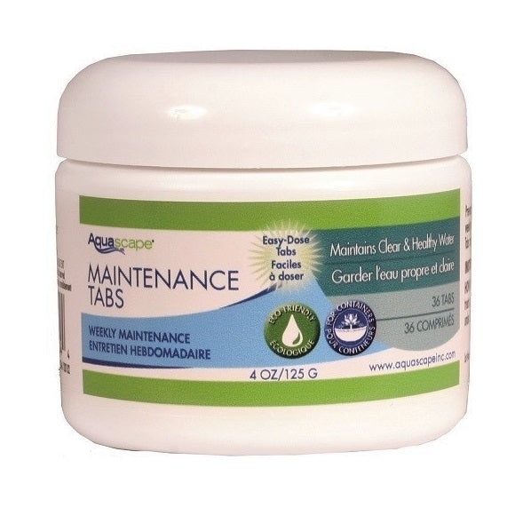 Aquascape® Container Water Garden Maintenance Tabs, 36 Count