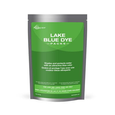 Aquascape® Lake Blue Dye Packs, 2 Count