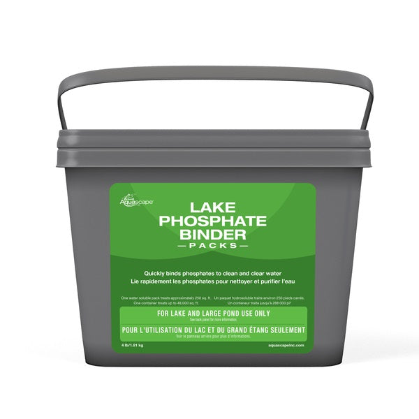 Aquascape Lake Phosphate Binder Packs, 192 Count