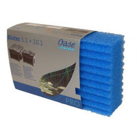Oase BioTec 5.1 and BioTec 10.1 Replacement Blue Foam