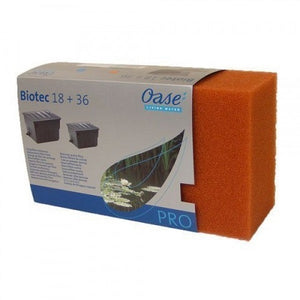Oase BioTec Filter Replacement Red Filter Foam