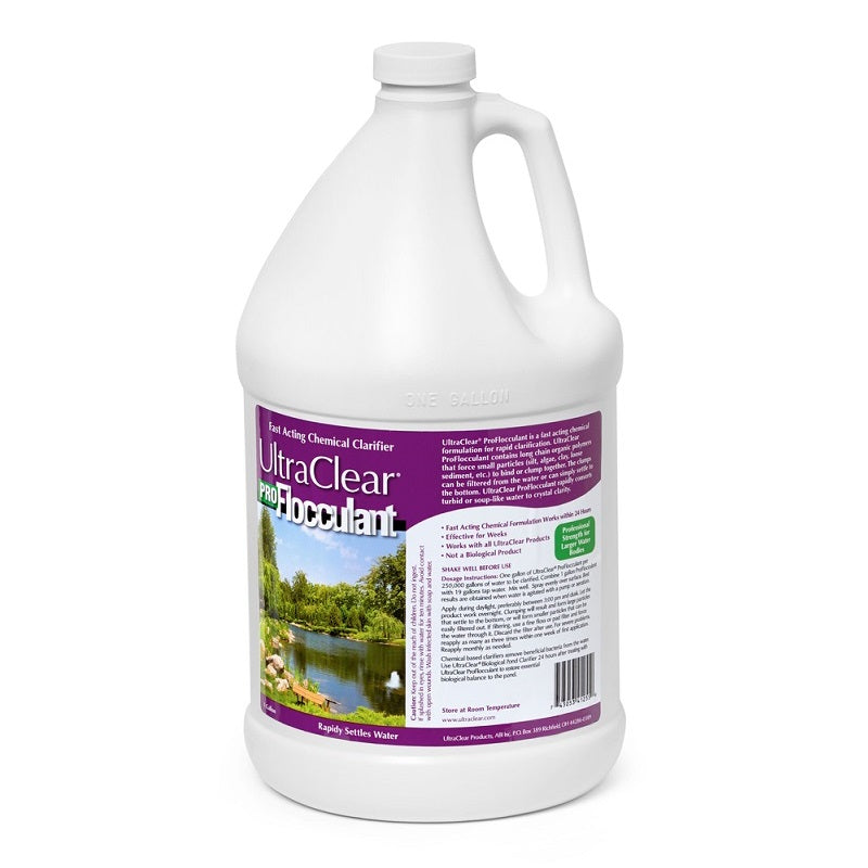 UltraClear® Pro Flocculant, Gallon