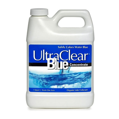 UltraClear® Blue Concentrate Organic Pond Colorant, 32 Ounces