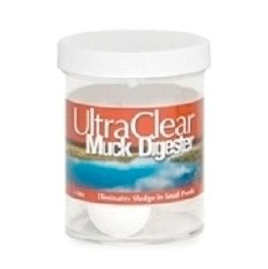 UltraClear® Muck Digester Bacteria Tablets, 6 Ounces