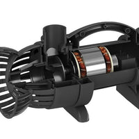 Cutaway view of inside of Aquascape® AquaSurge® PRO Adjustable Flow Pump