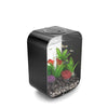 Black biOrb® LIFE 15 Aquarium Kit with Standard LED Lighting