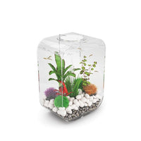 Transparent biOrb® LIFE 15 Aquarium Kit with Standard LED Lighting