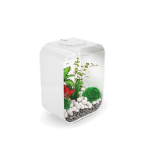 White biOrb® LIFE 15 Aquarium Kit with Standard LED Lighting