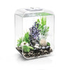 Transparent biOrb® LIFE 15 Aquarium Kit with Remote Controlled Color LED Lighting