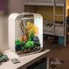 biOrb® LIFE 15 Aquarium Kit on dresser in child's bedroom